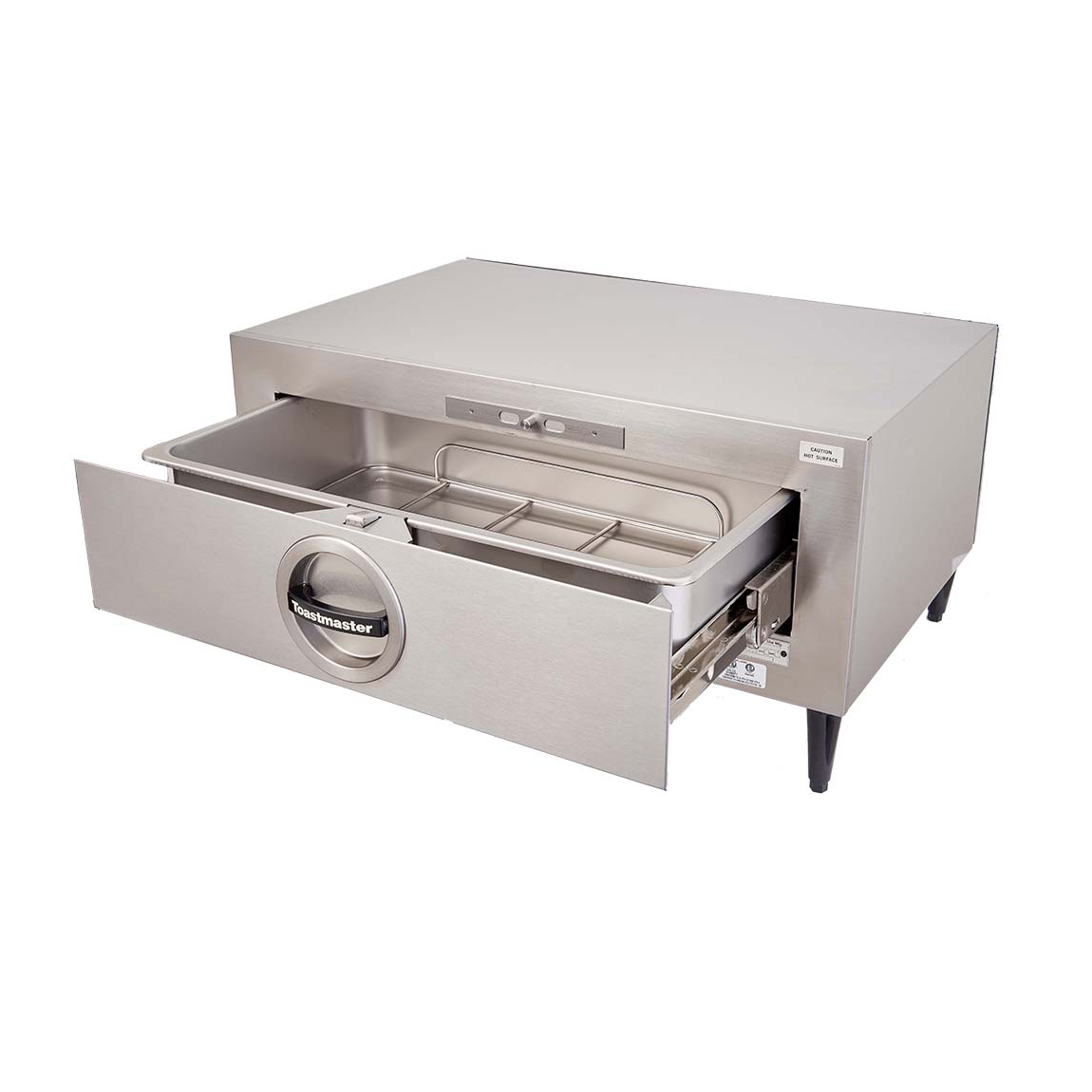 Toastmaster 3A81DT09 warming drawer, free standing
