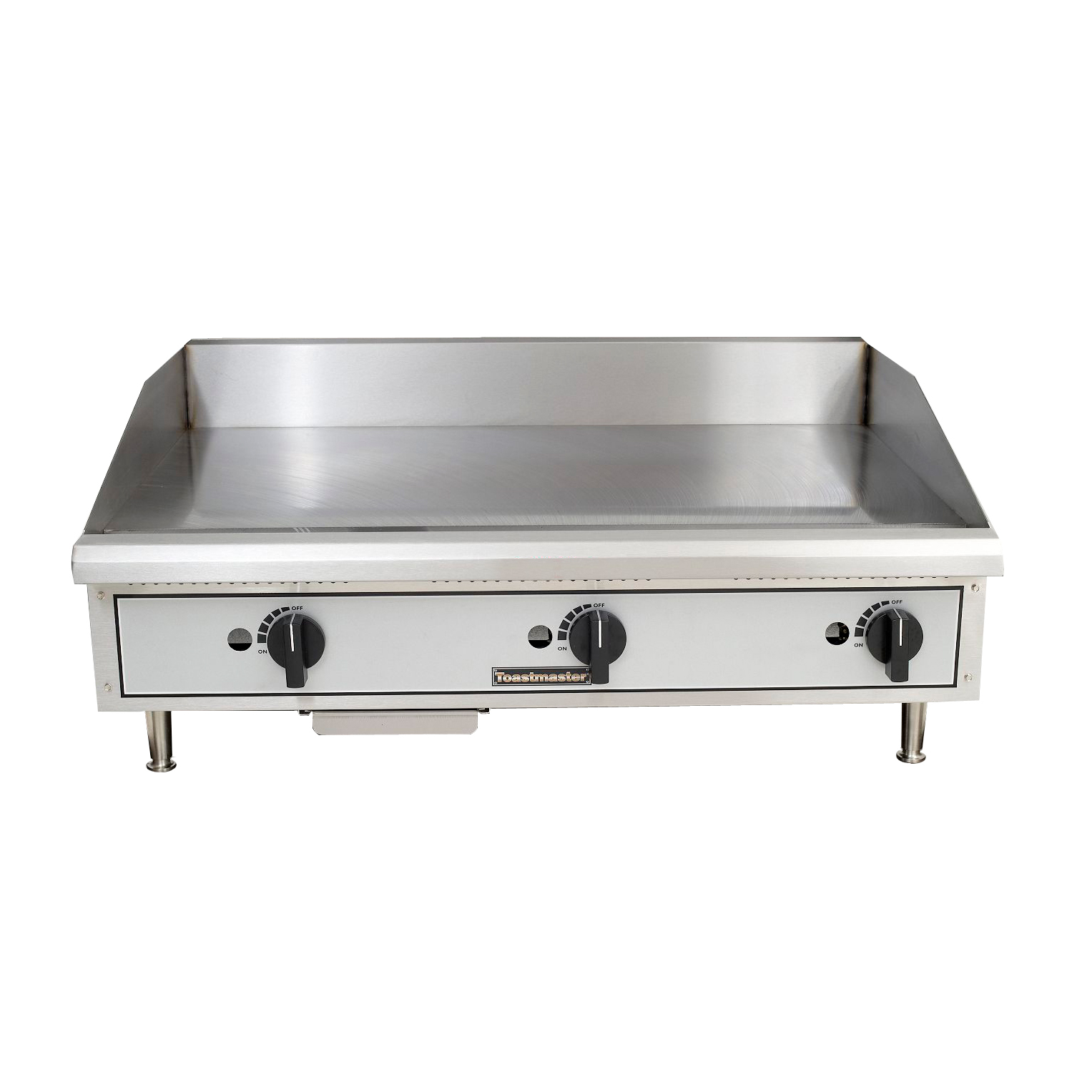 Toastmaster TMGM36 griddle, gas, countertop