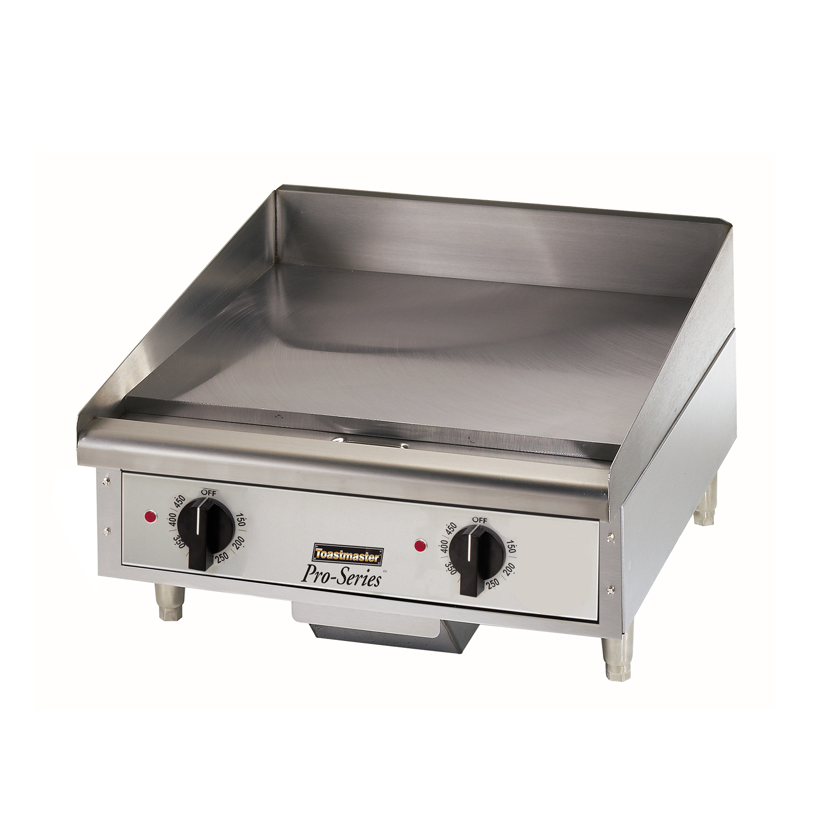 Toastmaster TMGT24 griddle, gas, countertop