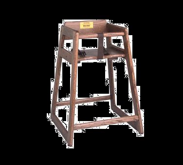 Crown Brands, LLC 1016298 high chair, wood