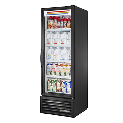 True Manufacturing Co., Inc. FLM-27~TSL01 refrigerator, merchandiser