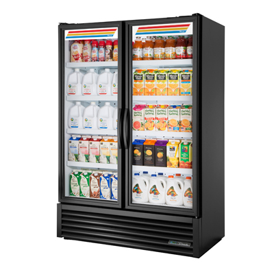 True Manufacturing Co., Inc. FLM-54~TSL01 refrigerator, merchandiser