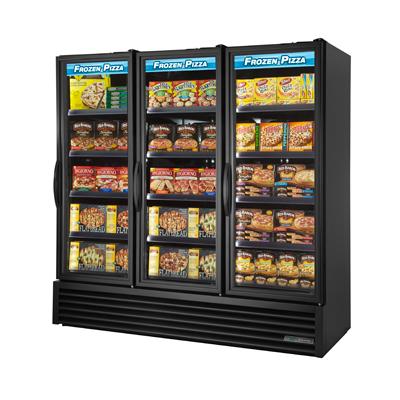 True Manufacturing Co., Inc. FLM-81F~TSL01 freezer, merchandiser