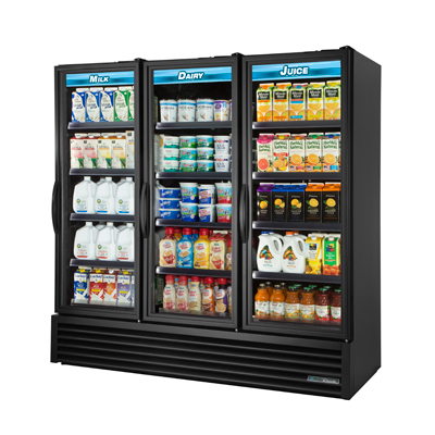True Manufacturing Co., Inc. FLM-81~TSL01 refrigerator, merchandiser