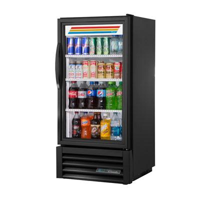 True Manufacturing Co., Inc. GDM-08-HC~TSL01 refrigerator, merchandiser