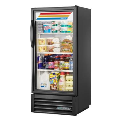 True Manufacturing Co., Inc. GDM-10-HC~TSL01 refrigerator, merchandiser
