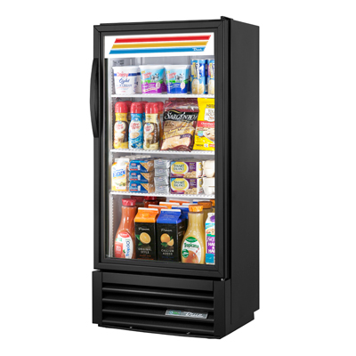 True Manufacturing Co., Inc. GDM-10SSL-HC~TSL01 refrigerator, merchandiser