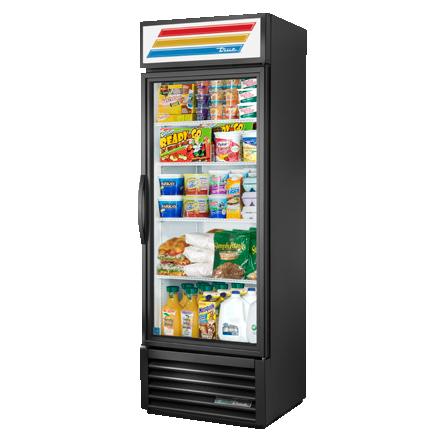 True Manufacturing Co., Inc. GDM-19T-HC~TSL01 refrigerator, merchandiser