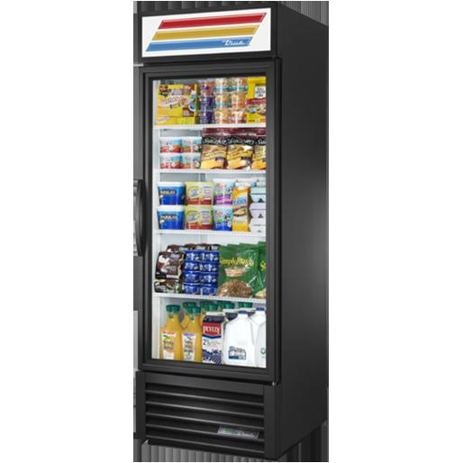 True Manufacturing Co., Inc. GDM-23-HC~TSL01 refrigerator, merchandiser