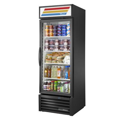 True Manufacturing Co., Inc. GDM-23-HST-HC~TSL01 refrigerator, merchandiser