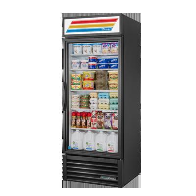 True Manufacturing Co., Inc. GDM-26-HC~TSL01 refrigerator, merchandiser