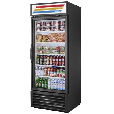 True Manufacturing Co., Inc. GDM-26-HST-HC~TSL01 refrigerator, merchandiser