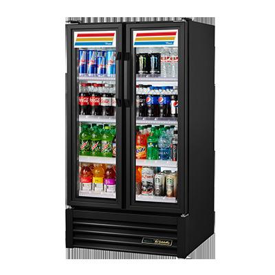 True Manufacturing Co., Inc. GDM-30-HC-LD refrigerator, merchandiser