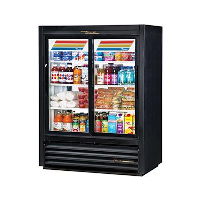 True Manufacturing Co., Inc. GDM-33CPT-54-LD refrigerator, merchandiser