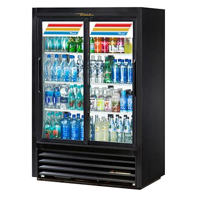 True Manufacturing Co., Inc. GDM-33CPT-LD refrigerator, merchandiser