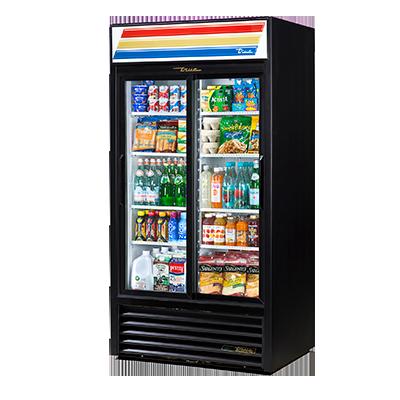 True Manufacturing Co., Inc. GDM-33-HC-LD refrigerator, merchandiser