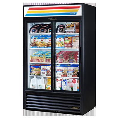 True Manufacturing Co., Inc. GDM-41-HC-LD refrigerator, merchandiser