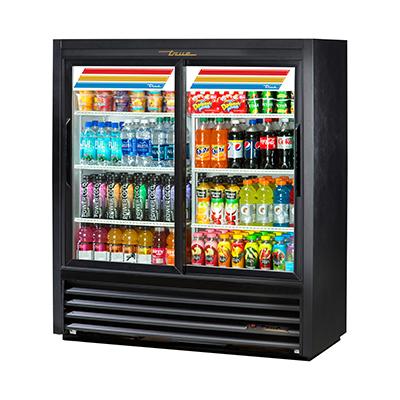 True Manufacturing Co., Inc. GDM-41SL-54-HC-LD refrigerator, merchandiser