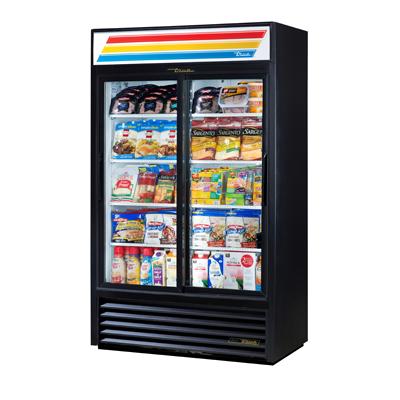 True Manufacturing Co., Inc. GDM-41SL-HC-LD refrigerator, merchandiser