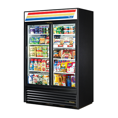 True Manufacturing Co., Inc. GDM-45-HC-LD refrigerator, merchandiser