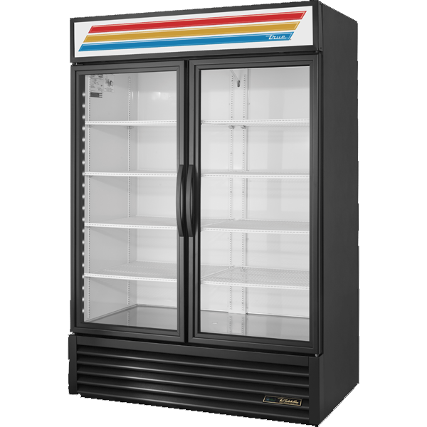 True Manufacturing Co., Inc. GDM-49-HC~TSL01 refrigerator, merchandiser