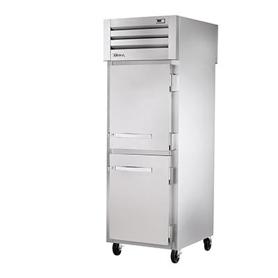True Manufacturing Co., Inc. STA1FPT-2HS-2HS freezer, pass-thru