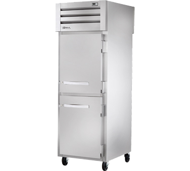 True Manufacturing Co., Inc. STA1RPT-2HS-1G-HC refrigerator, pass-thru