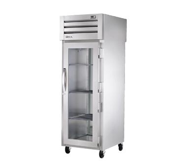 True Manufacturing Co., Inc. STA1RPTVLD-1G-1S refrigerator, pass-thru
