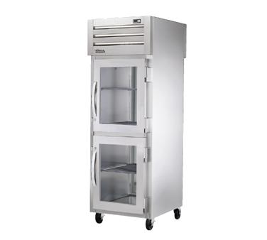 True Manufacturing Co., Inc. STA1RPTVLD-2HG-1S refrigerator, pass-thru