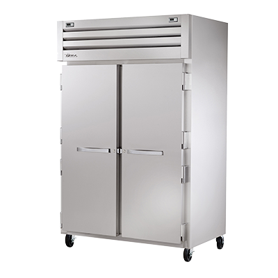 True Manufacturing Co., Inc. STA2DT-2S refrigerator freezer, reach-in