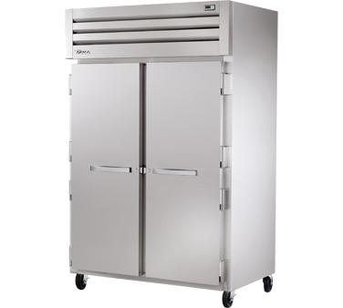 True Manufacturing Co., Inc. STA2F-2S-HC freezer, reach-in
