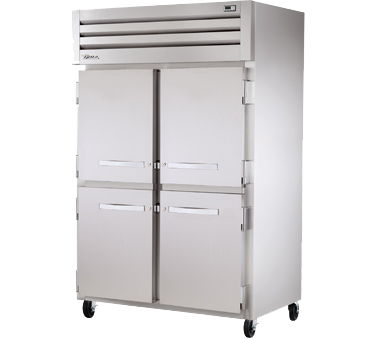 True Manufacturing Co., Inc. STA2F-4HS freezer, reach-in