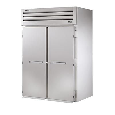 True Manufacturing Co., Inc. STA2FRI-2S freezer, roll-in