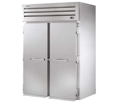True Manufacturing Co., Inc. STA2HRT-2S-2S heated cabinet, roll-thru