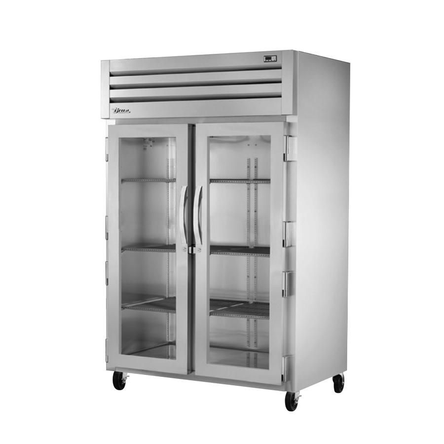 True Manufacturing Co., Inc. STA2R-2G-HC refrigerator, reach-in