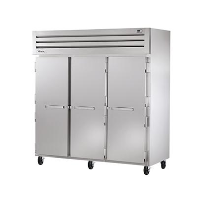 True Manufacturing Co., Inc. STA3R-3S refrigerator, reach-in