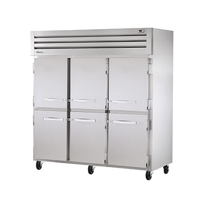 True Manufacturing Co., Inc. STA3R-6HS refrigerator, reach-in