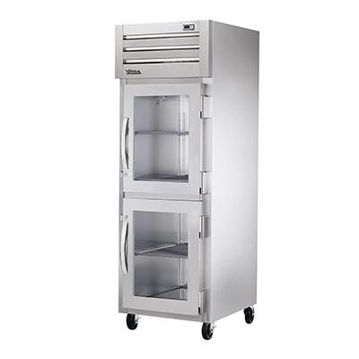 True Manufacturing Co., Inc. STG1H-2HG heated cabinet, reach-in