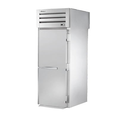 True Manufacturing Co., Inc. STG1HRT-1S-1S heated cabinet, roll-thru