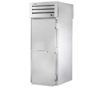 True Manufacturing Co., Inc. STG1HRT89-1S-1S heated cabinet, roll-thru