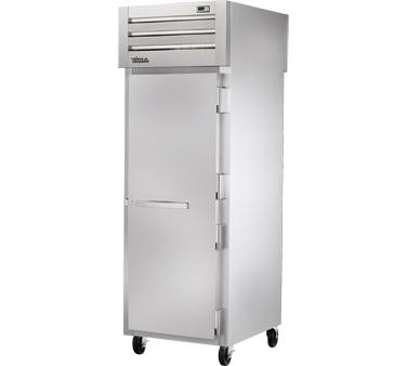 True Manufacturing Co., Inc. STG1RPT-1S-1S-HC refrigerator, pass-thru