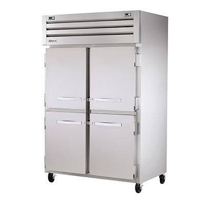 True Manufacturing Co., Inc. STG2DT-4HS refrigerator freezer, reach-in