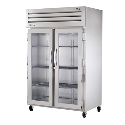 True Manufacturing Co., Inc. STG2H-2G heated cabinet, reach-in