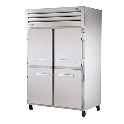 True Manufacturing Co., Inc. STG2H-4HS heated cabinet, reach-in