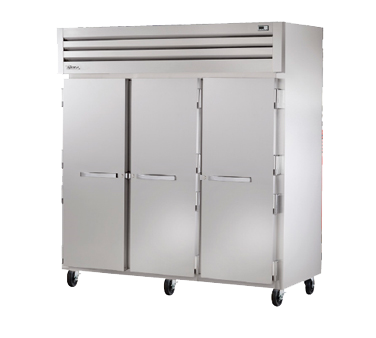 True Manufacturing Co., Inc. STG3F-3S freezer, reach-in