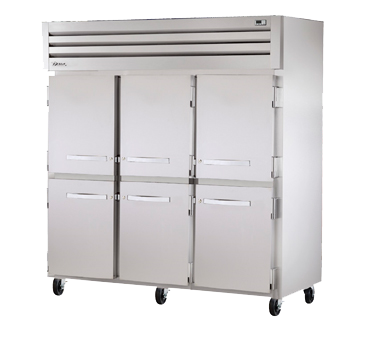 True Manufacturing Co., Inc. STG3F-6HS freezer, reach-in