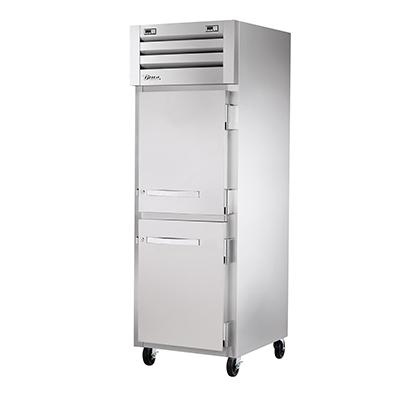 True Manufacturing Co., Inc. STR1DT-2HS refrigerator freezer, reach-in