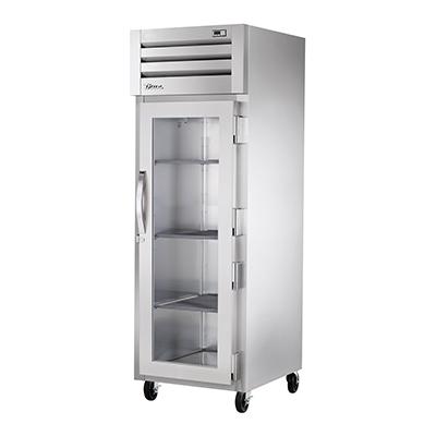 True Manufacturing Co., Inc. STR1F-1G-HC freezer, reach-in