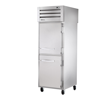 True Manufacturing Co., Inc. STR1FPT-2HS-2HS freezer, pass-thru