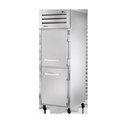 True Manufacturing Co., Inc. STR1RPT-2HS-2HG refrigerator, pass-thru